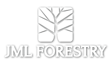 JM Forestry Logo - links to home page